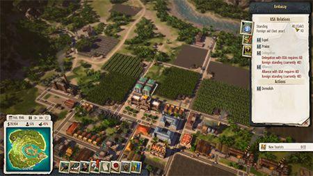 Mejores juegos de construir ciudades
