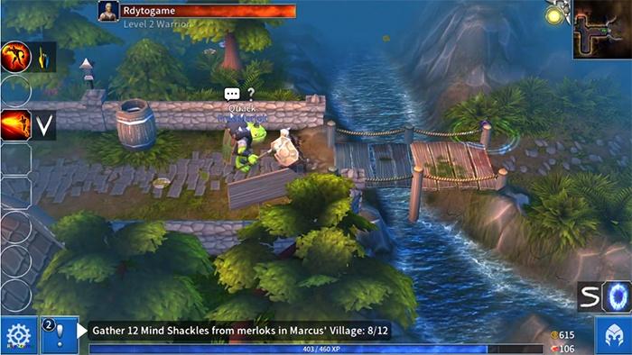 juegos rpg mundo abierto android