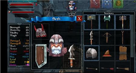 mejores juegos RPG para android