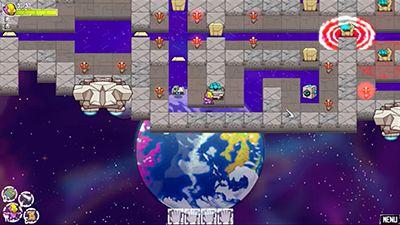 juegos de supervivencia para jugar con amigos android - Crashland