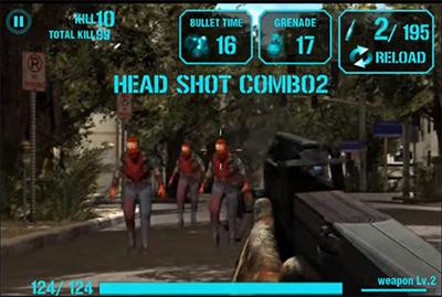 juegos de zombies ios gratis
