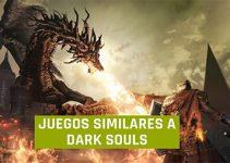juegos parecidos a dark soul