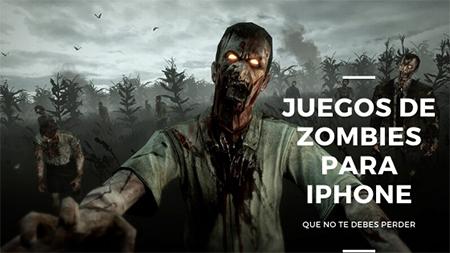 juegos de zombies para iphone