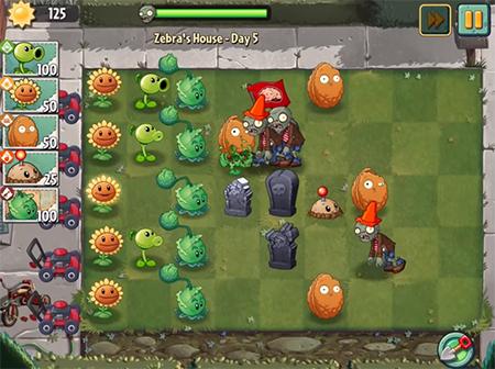 juegos de zombies ios