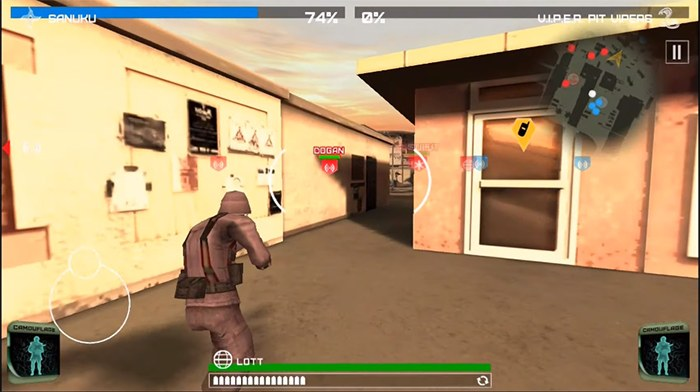 juegos similares a left 4 dead android