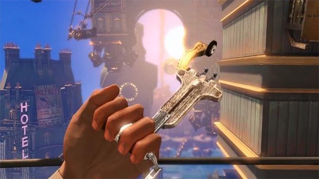 Bioshock Infinite, juego parecido a Battlefield
