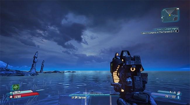 Borderlands 2 es un juego como CoD