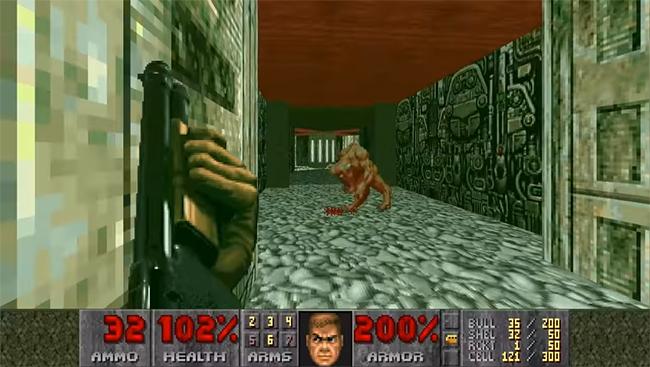 Doom, juego similar a battlefield