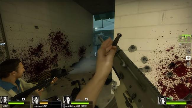 Left 4 Dead 2 es un juego similar a Call of Duty