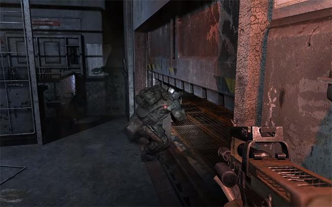 Metro: Redux es un juego parecido a CoD