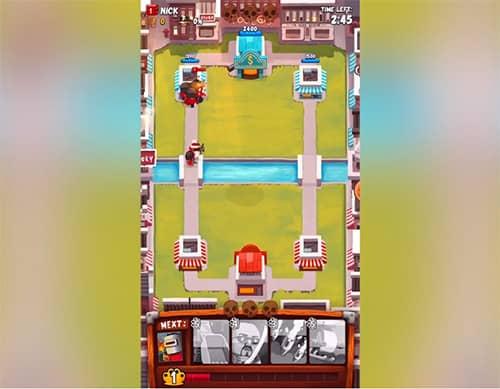 Goon Squad juego parecido a Clash Royale