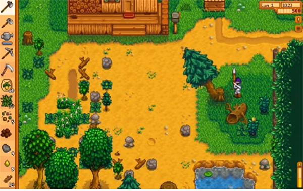 Stardew Valley es uno de los juegos parecidos a Hay Day
