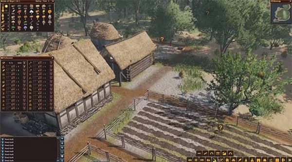 Life is Feudal: Forest Village es un juego de construir ciudades