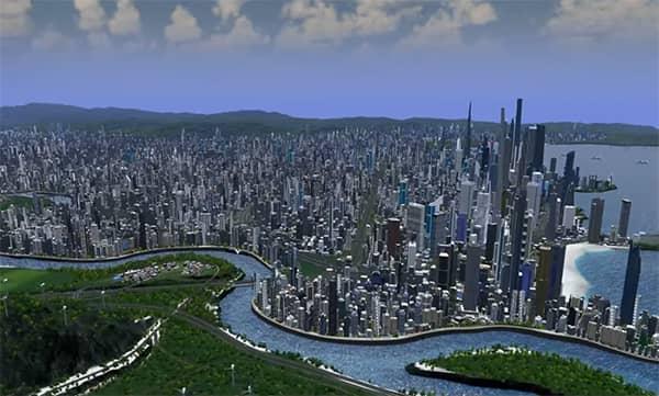 City Skylines es un juego de construir ciudades