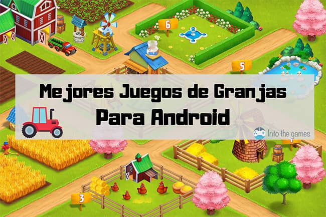 juegos de granjas para Android