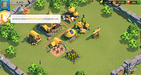 Rise of Kingdoms es un juego parecido a Lords Mobile