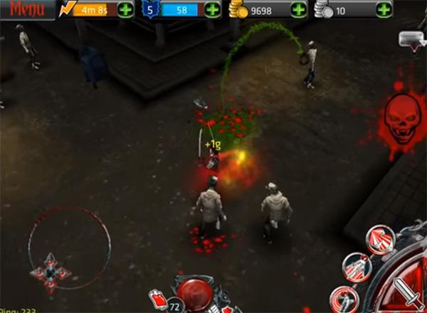 Dark Legends es un juego igual que wow para android
