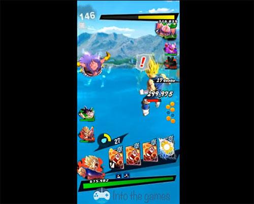 Dragon Ball Legends es uno de los mejores juegos de android de dragon ball