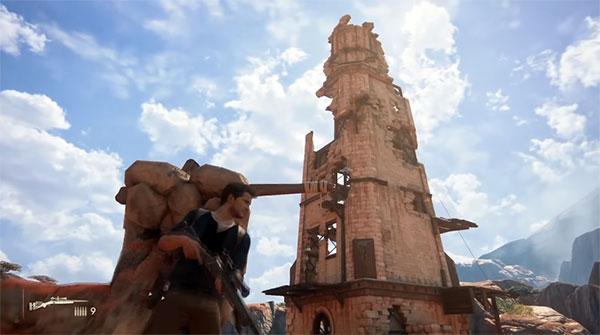 Uncharted 4 es juego parecido a The Last Of Us