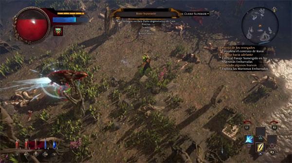 Path of Exile es un juego parecido a Diablo